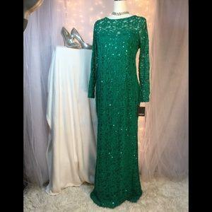 🔥MAJOR PRICE DROP🔥MARINA Emerald Green formal